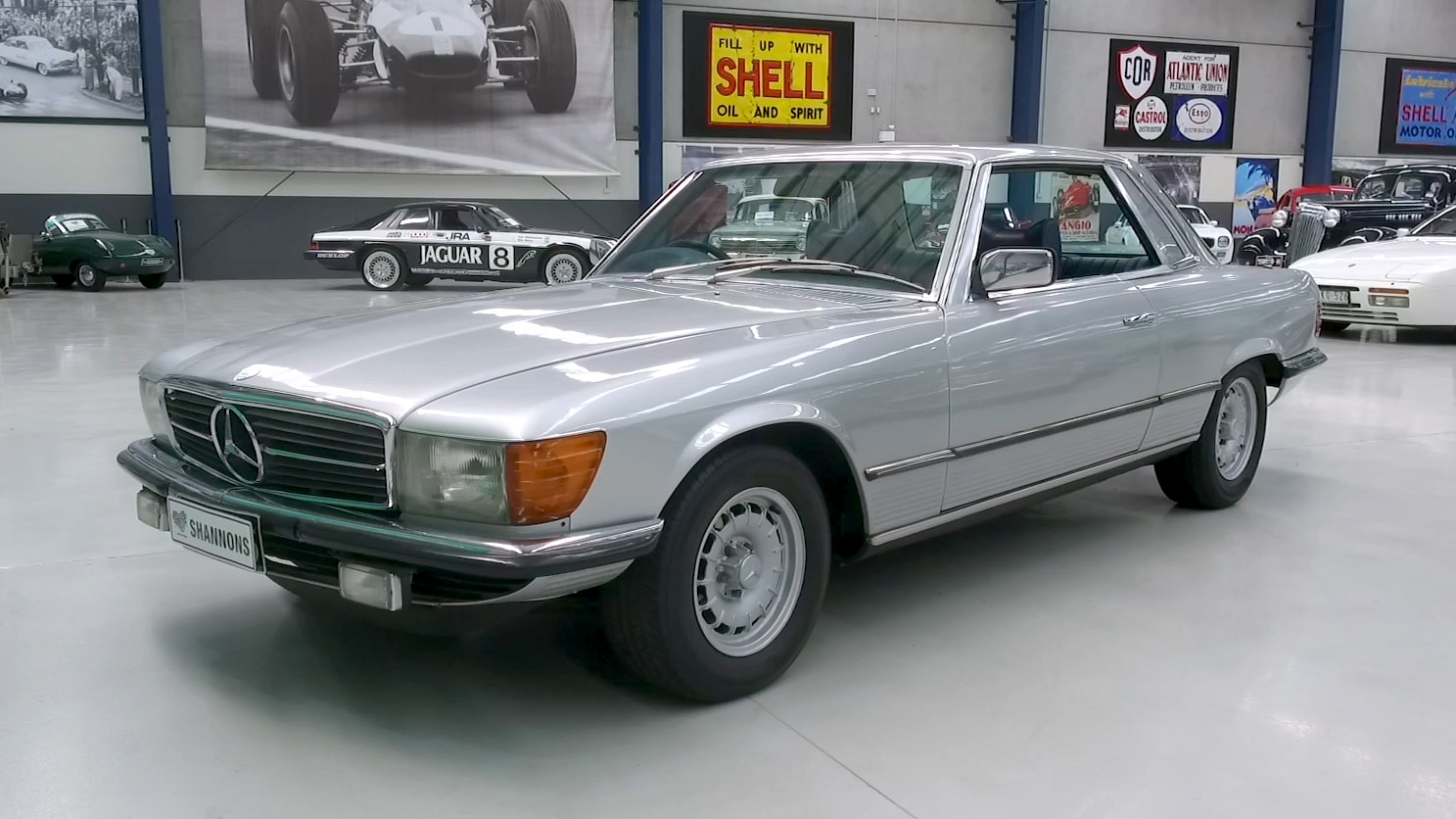 1979 Mercedes-Benz 450SLC Coupe - 2021 Shannons Summer Timed Online Auction