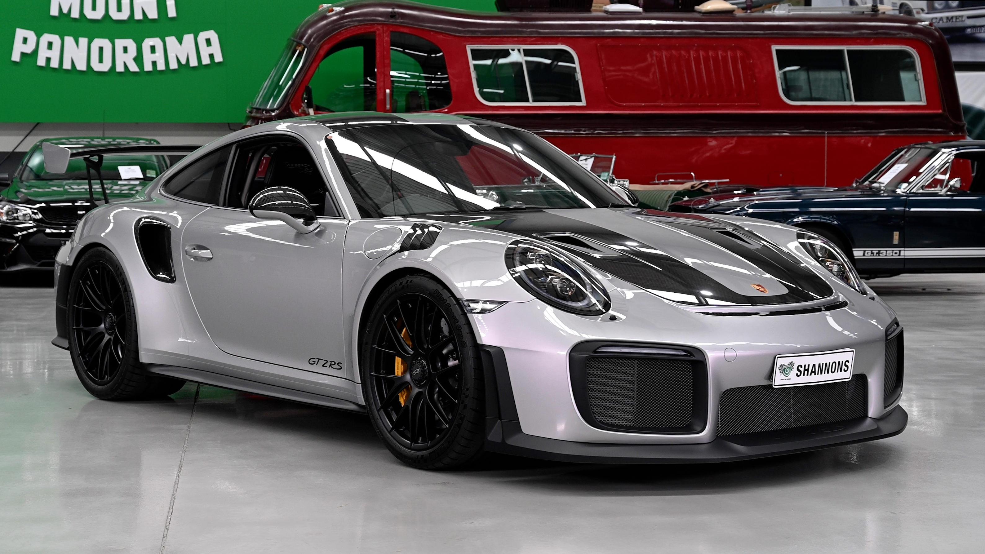 2018 Porsche 911 GT2 RS Coupe - 2021 Shannons Autumn Timed Online Auction