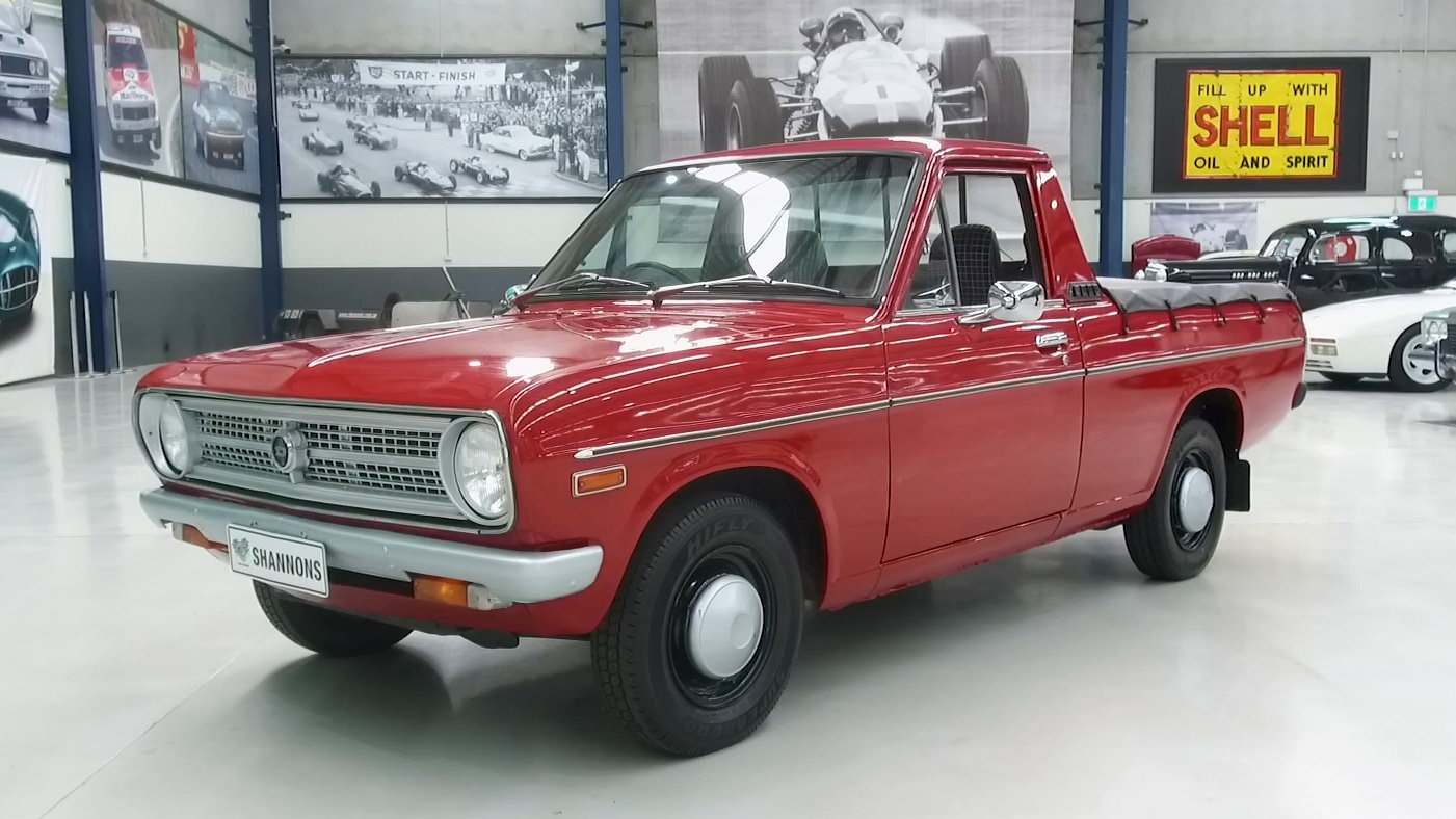 1974 Datsun 1200 Utility - 2021 Shannons Summer Timed Online Auction