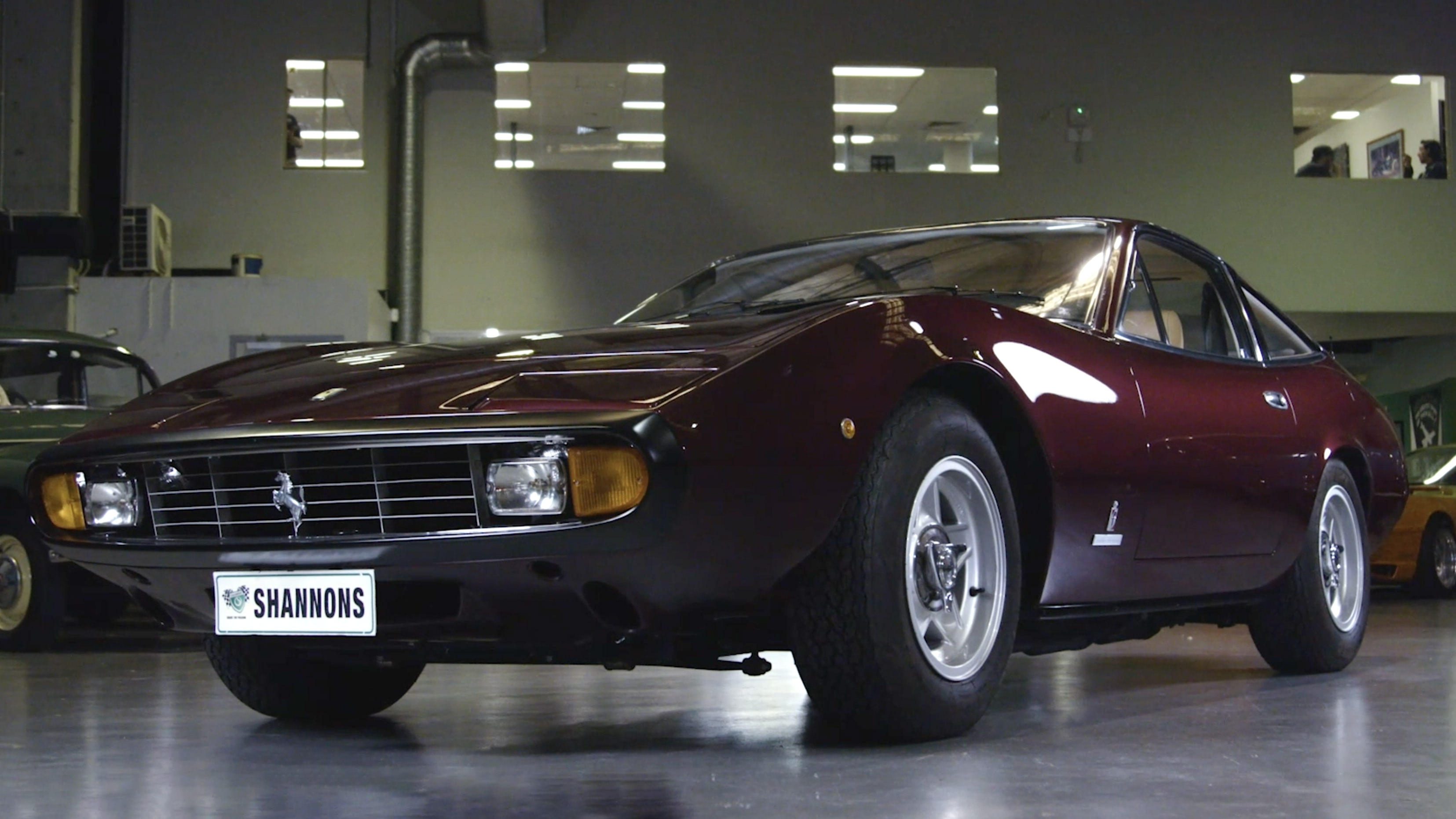 1971 Ferrari 365 GTC/4 Coupe - 2020 Shannons Spring Timed Online Auction