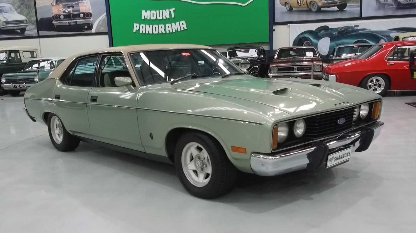 1978 Ford Falcon XC 'Rally Pack' Sedan - 2021 Shannons Winter Timed Online Auction