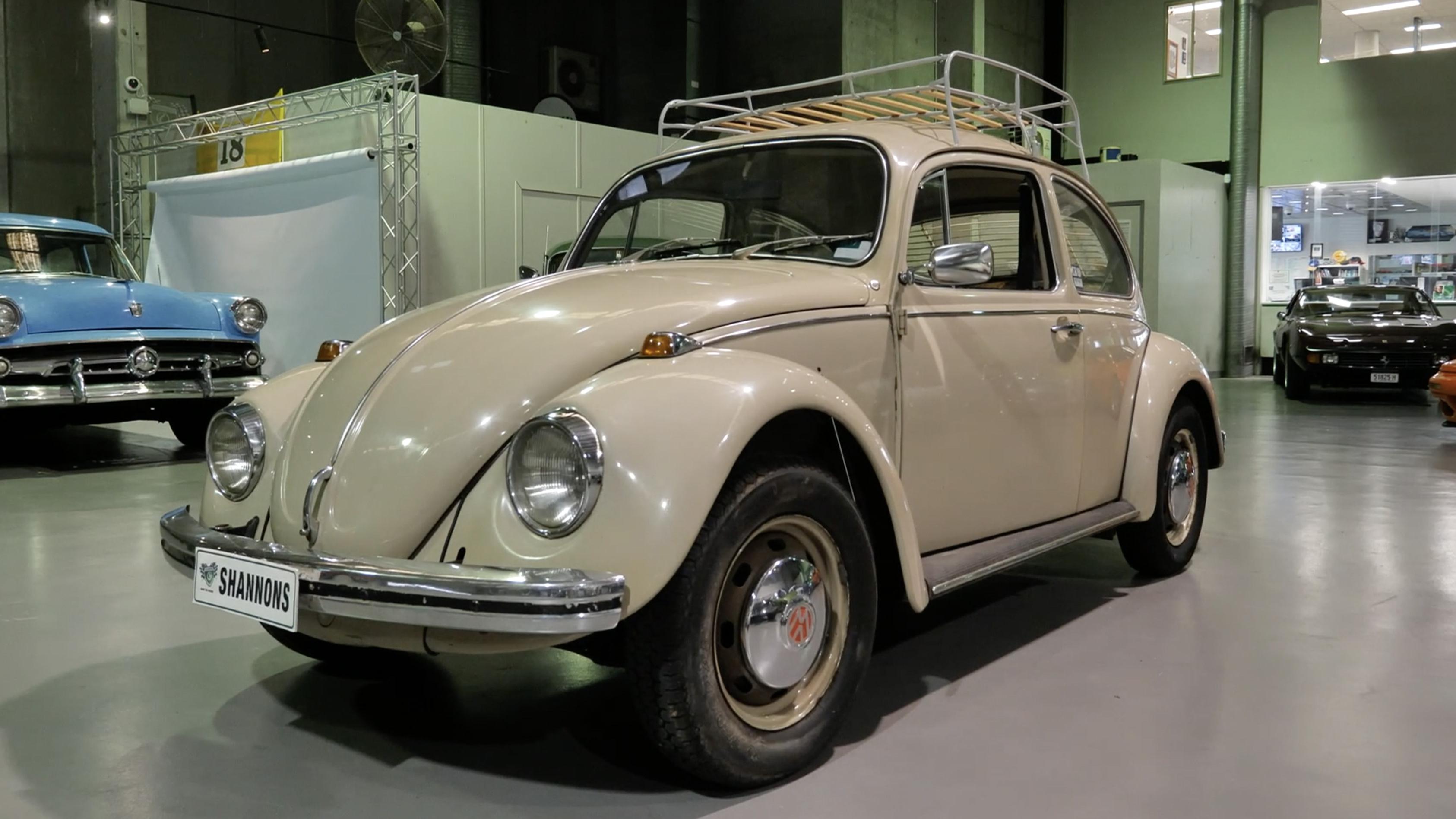 1969 Volkswagen Beetle 1500S Sedan - 2020 Shannons Spring Timed Online Auction