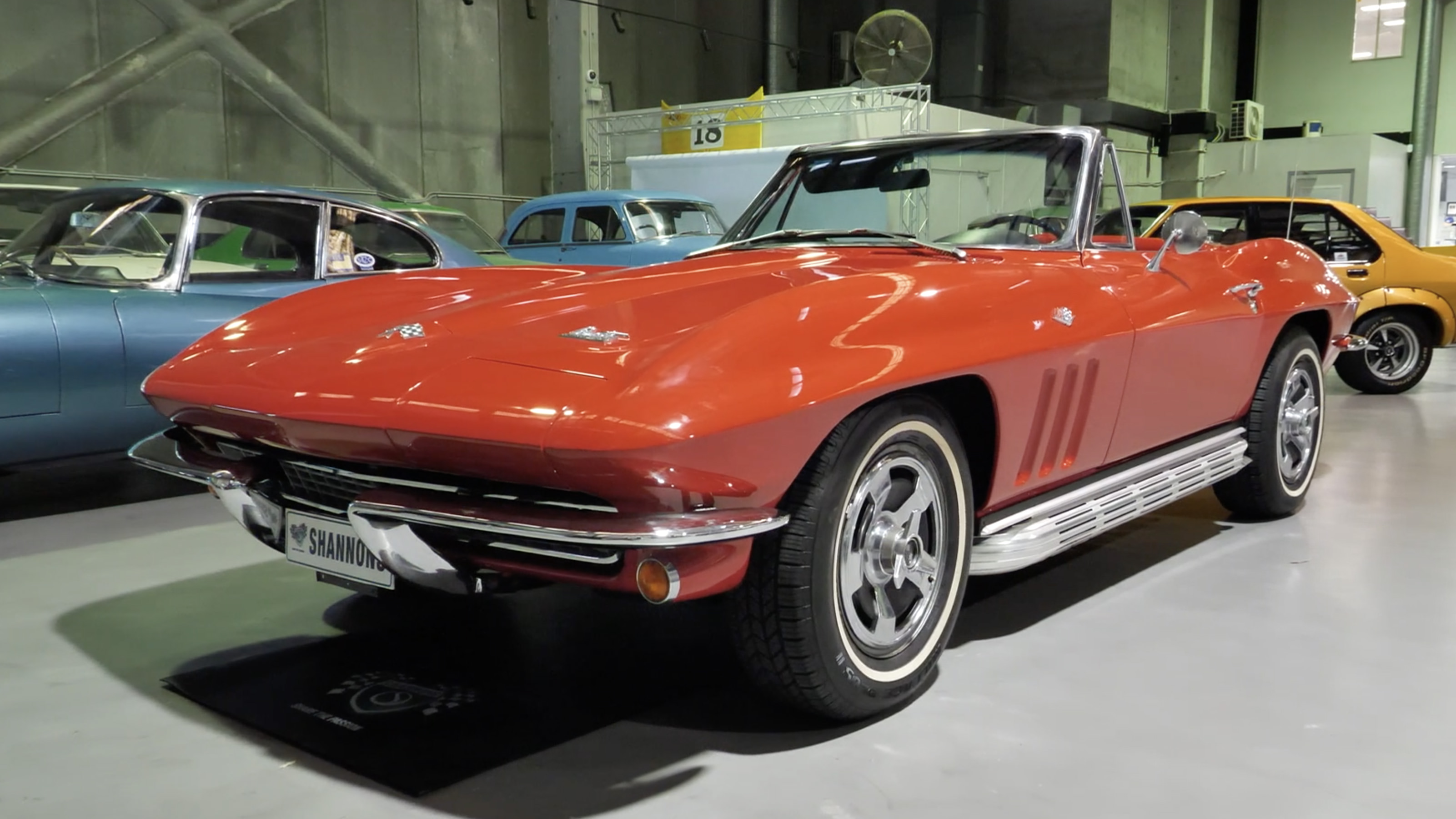 1966 Chevrolet Corvette 327/350 'Manual' Convertible - 2020 Shannons Spring Timed Online Auction