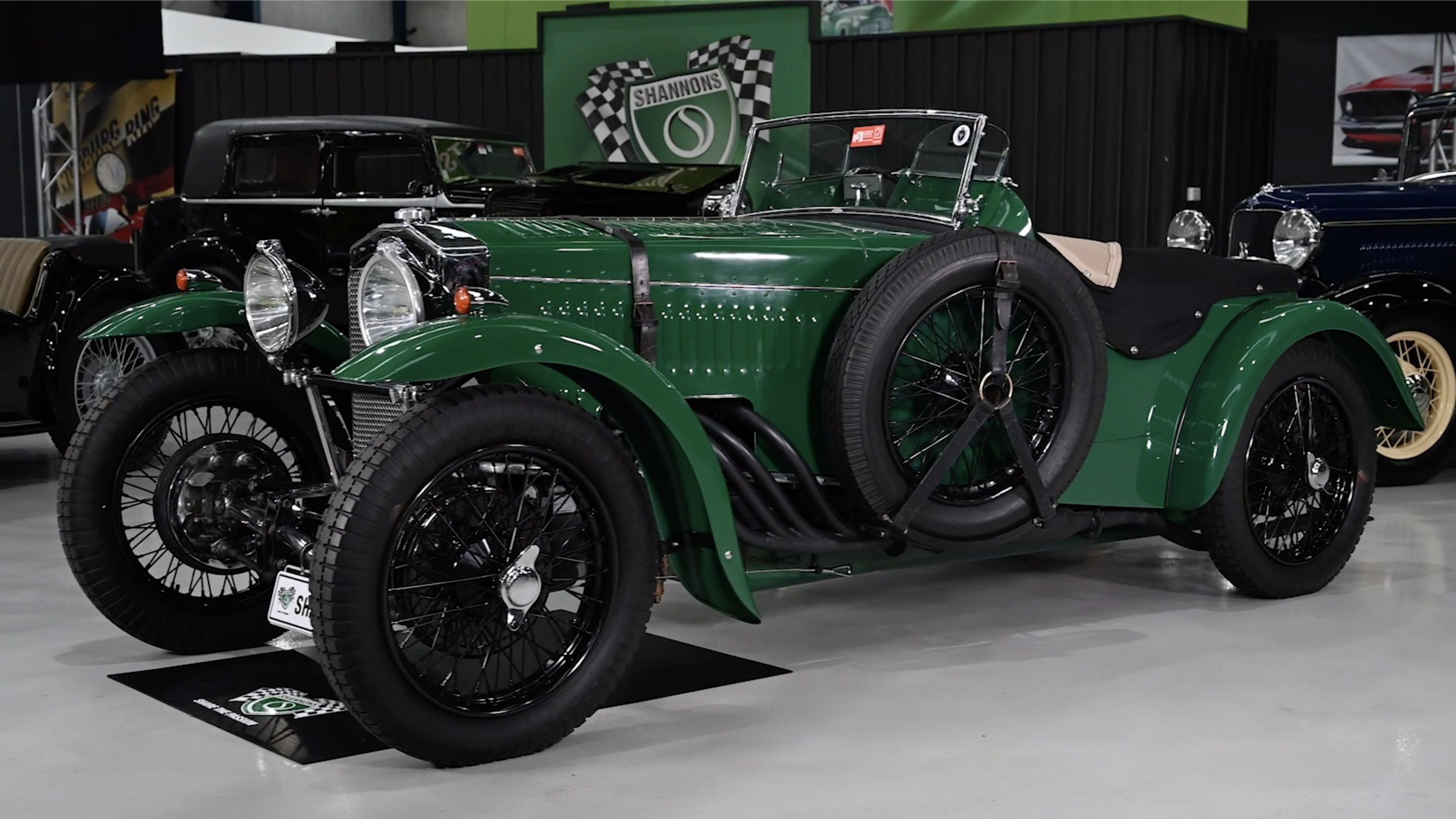 c1932 Frazer Nash Ulster 2-Seater - 2020 Shannons Spring Timed Online Auction