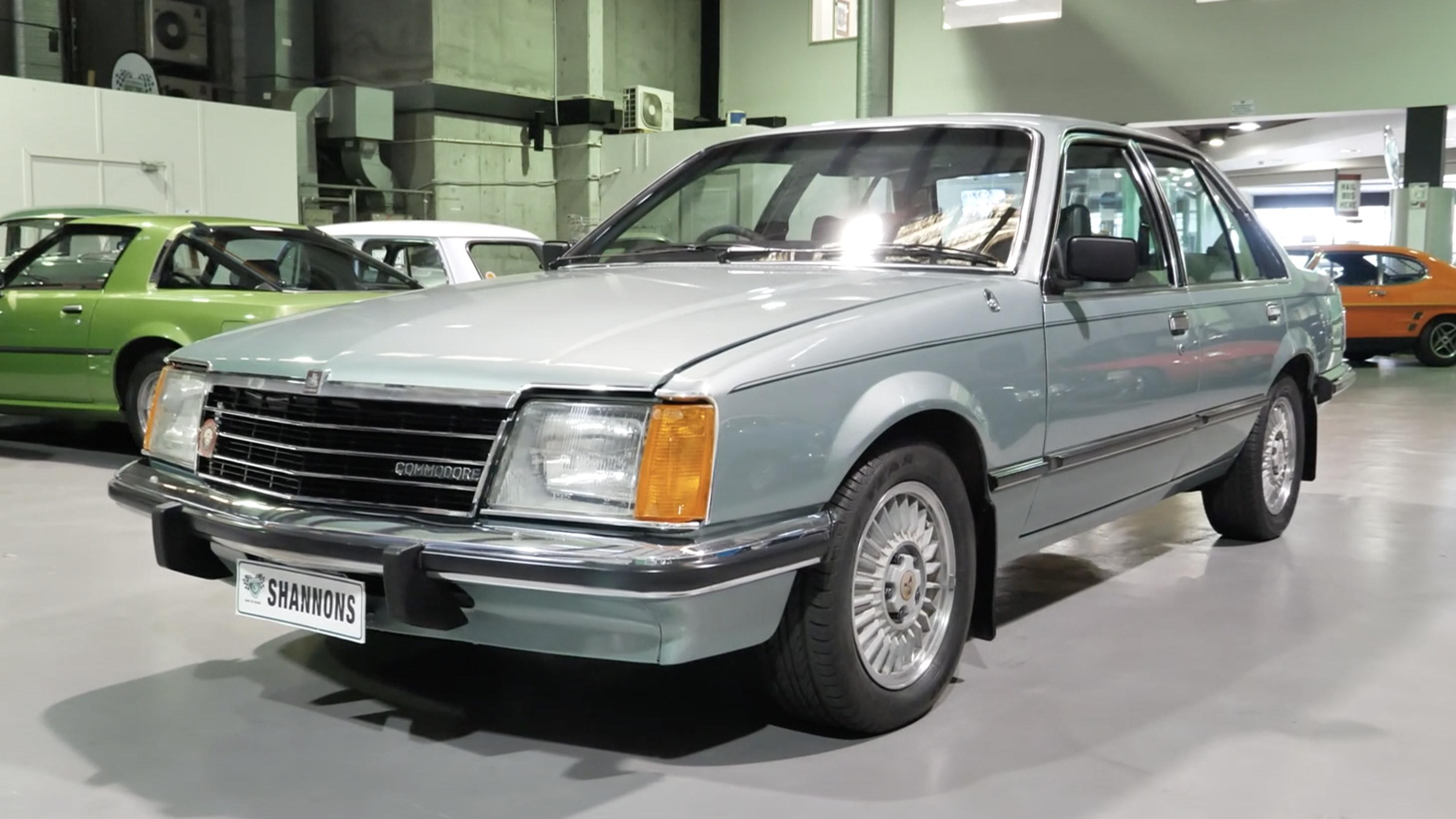 1979 Holden VB Commodore SL/E 4.2 Sedan - 2020 Shannons Spring Timed Online Auction