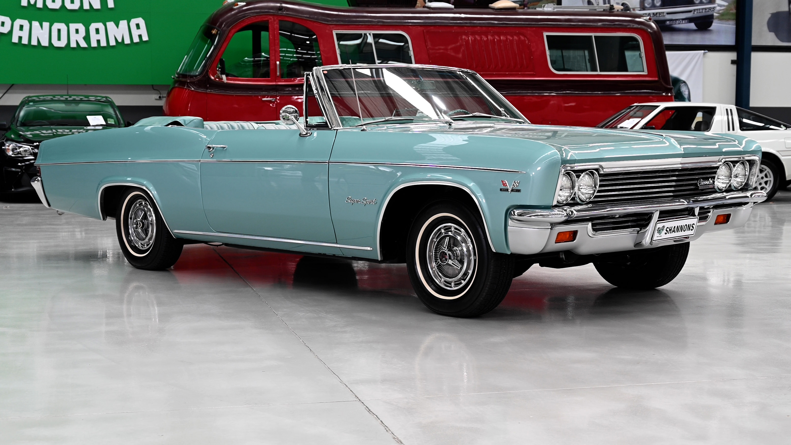 1966 Chevrolet Impala SS 396 Convertible (LHD) - 2021 Shannons Autumn Timed Online Auction