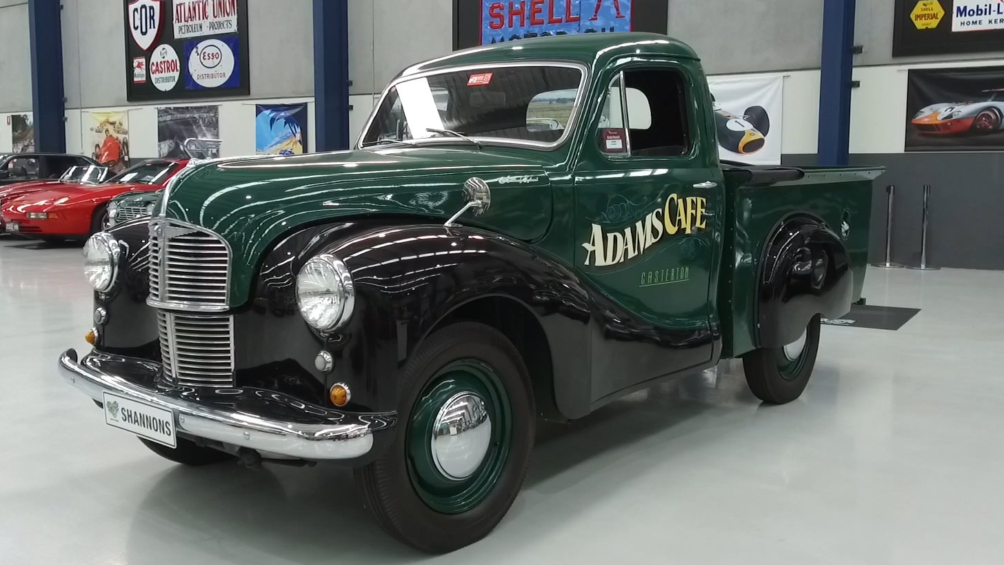 1950 Austin A40 Pick-Up Truck - 2021 Shannons Autumn Timed Online Auction
