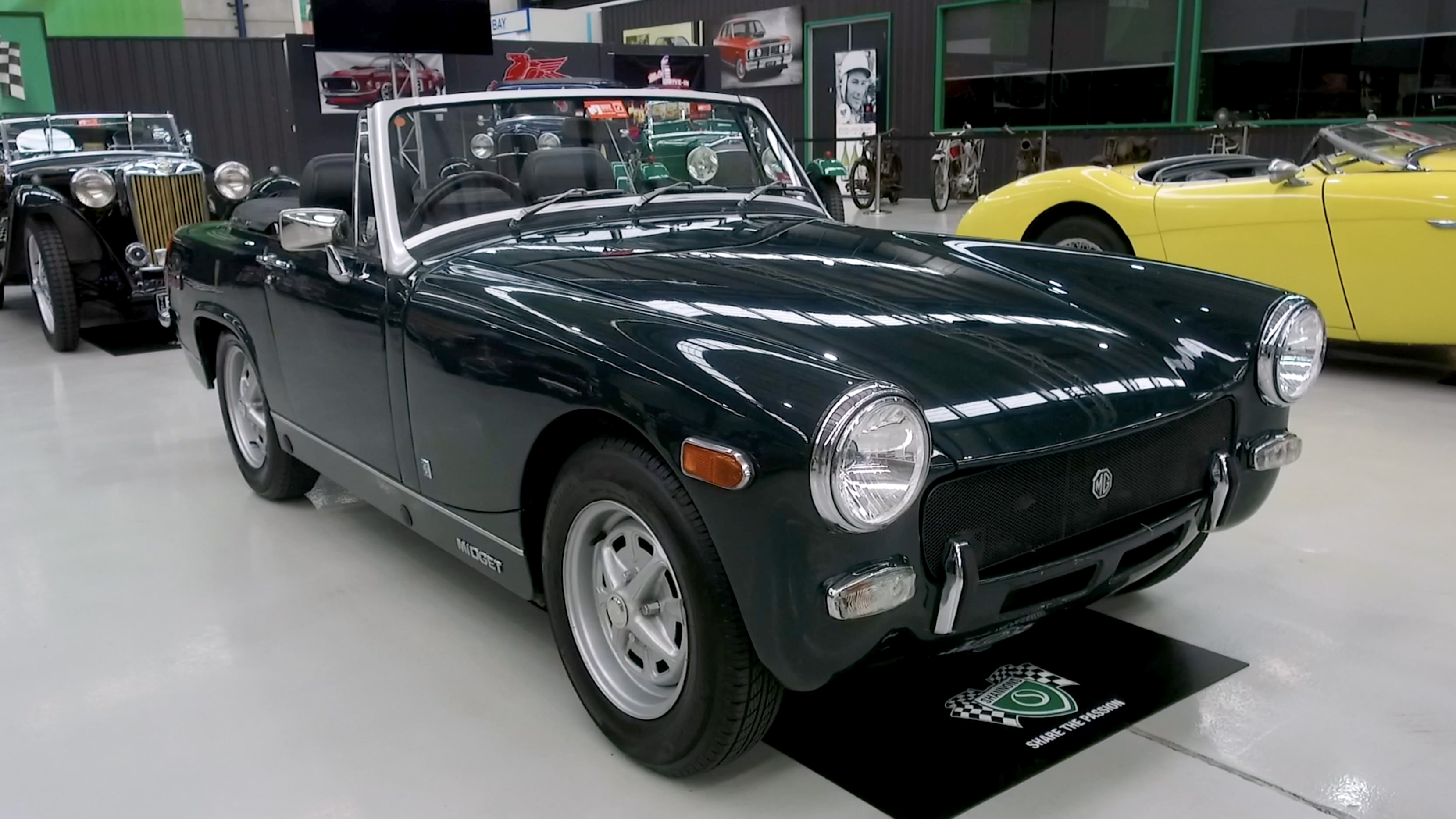 1977 MG Midget Roadster - 2020 Shannons Spring Timed Online Auction