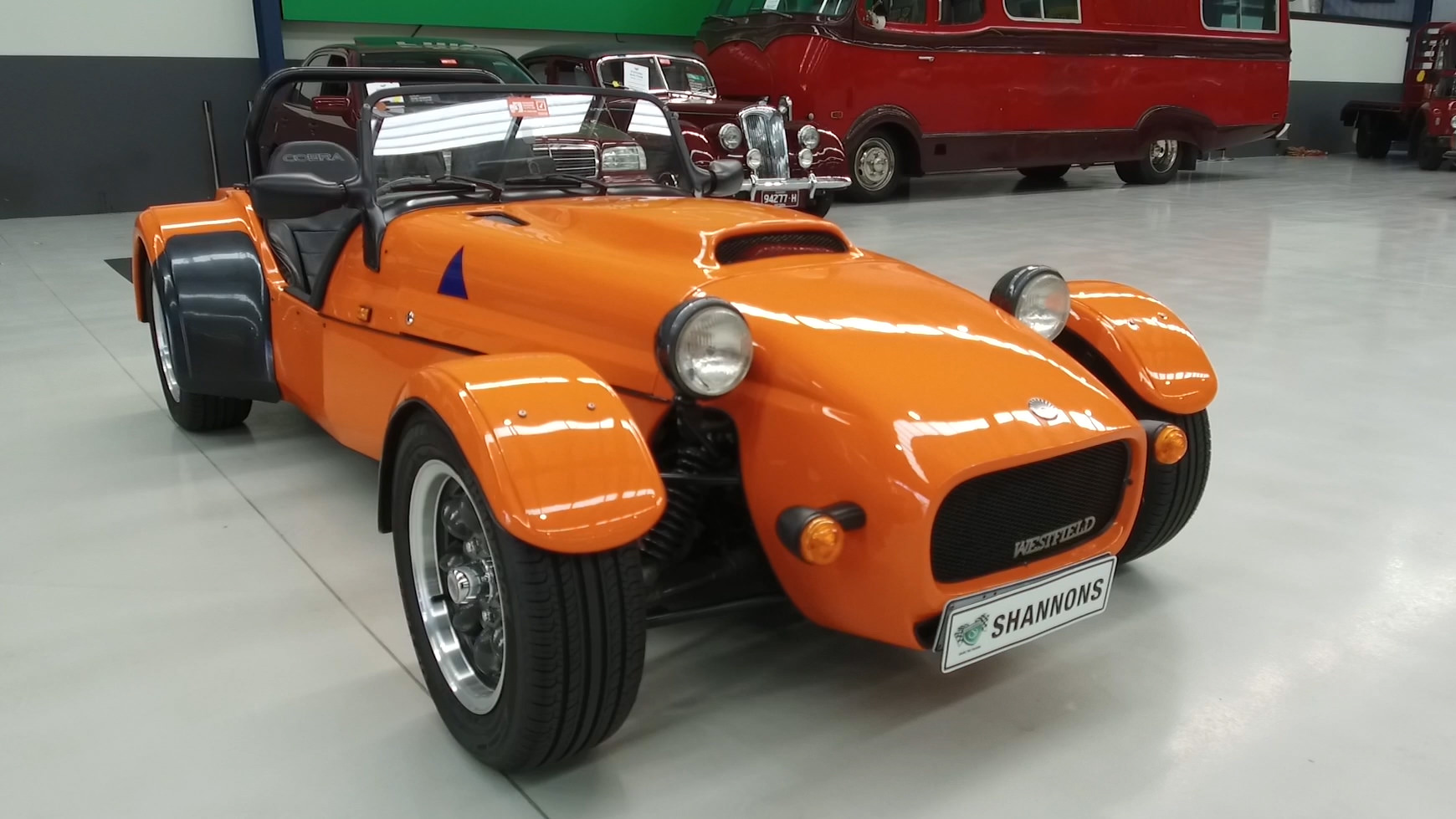 2006 Westfield Clubman SE 'Nissan Twin Cam Engine' - 2021 Shannons Autumn Timed Online Auction
