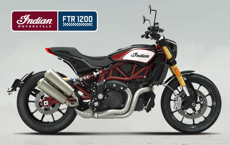 Win an Indian FTR™ 1200 S Motorcycle