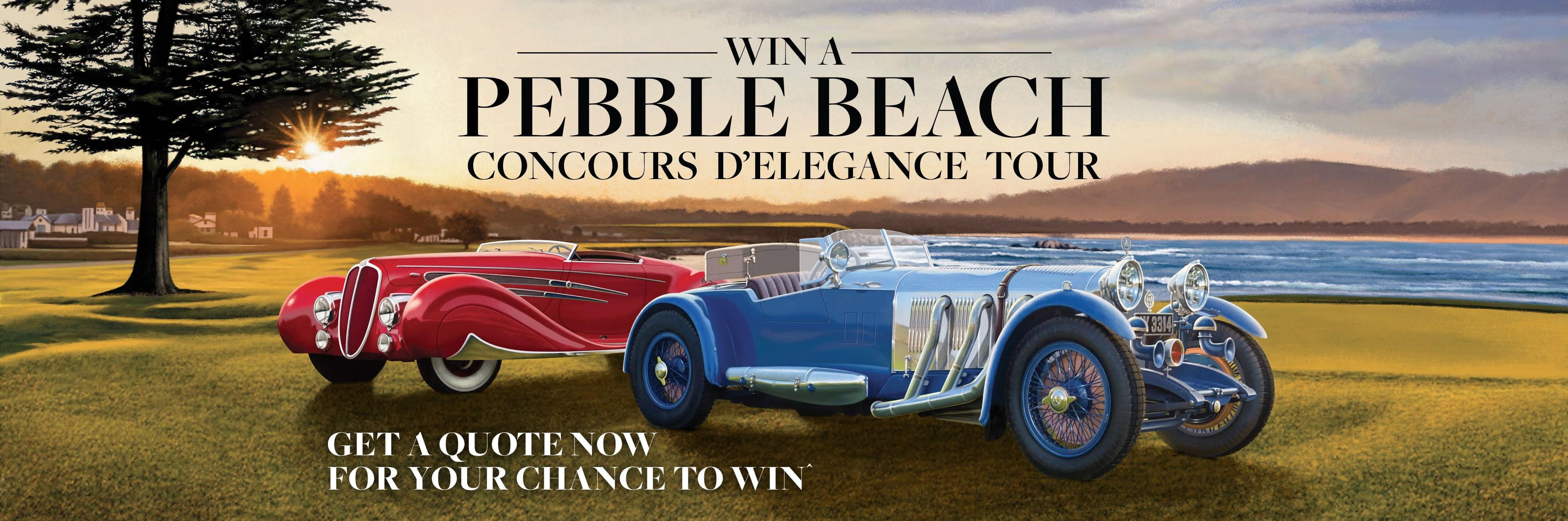 Request a Quote   Shannons Pebble Beach Concours D\'elegance ...