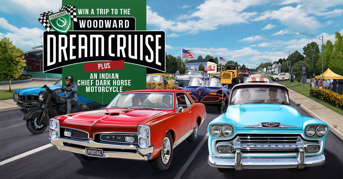 Car Auction Online >> Request a Quote | Shannons Woodward Dream Cruise Competition